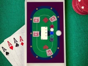 Live casino table games